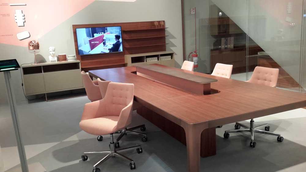 Salone del mobile di milano 2017 vb ufficio andria for Salone mobile ufficio
